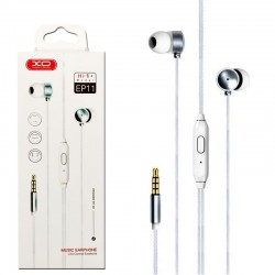 XO EP11 music earphone White