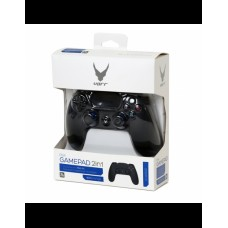 OMEGA GAMEPAD CHARGE FOR PS4 & PC BLUETOOTH UPGRADEABLE