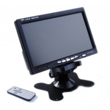 Hi-Res Display Monitor 7""