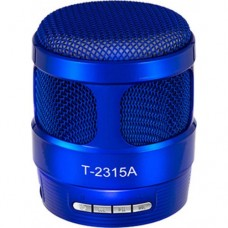 Bluetooth Multimedia Speaker Player OEM T-2315A - ΜΠΛΕ