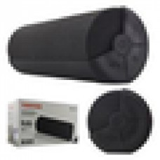 TOSHIBA AUDIO PORTABLE FABRIC BLUETOOTH SPEAKER BLACK